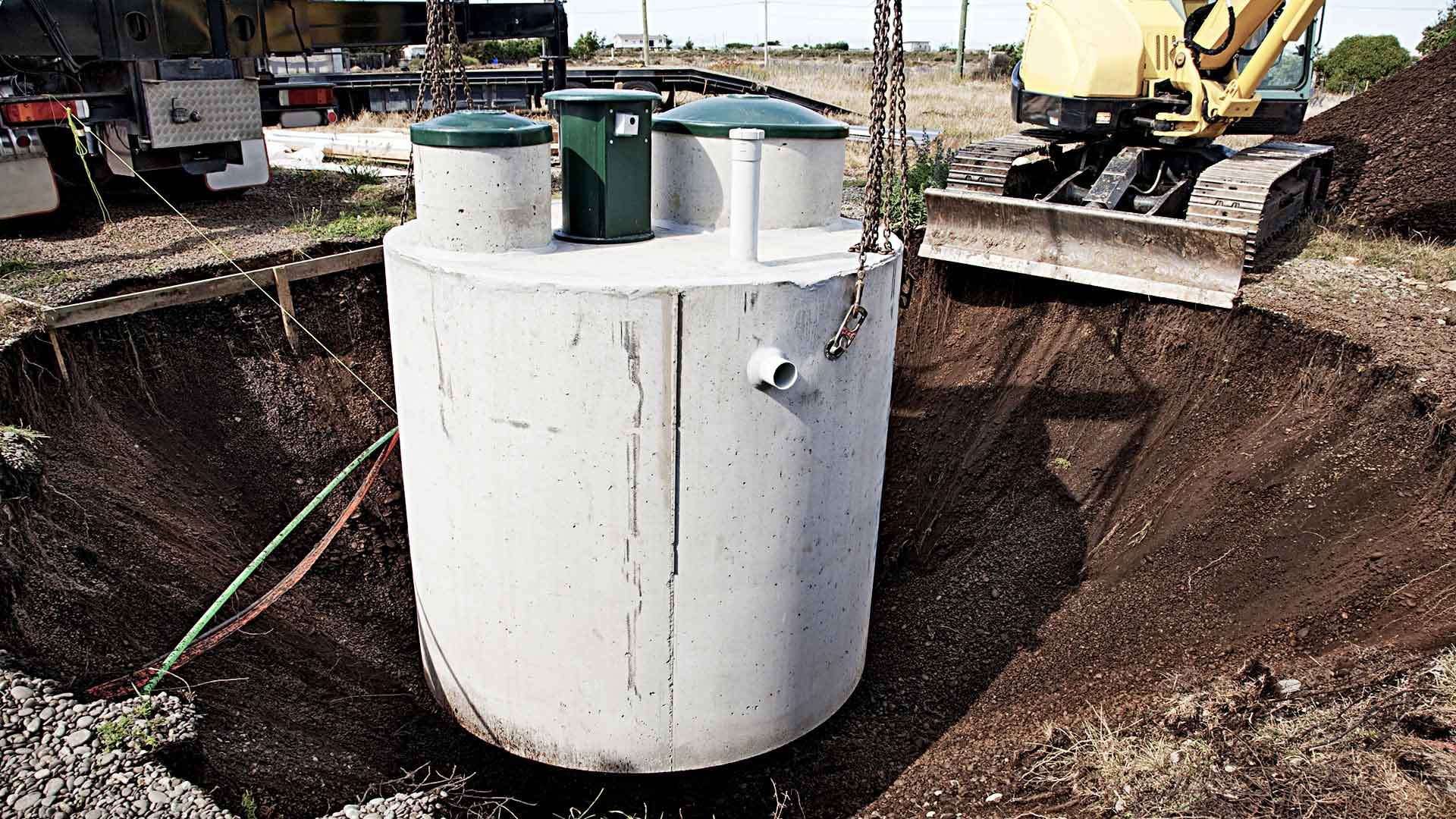 Longmont Septic Services, Water Service Repairs and Excavating Contractor