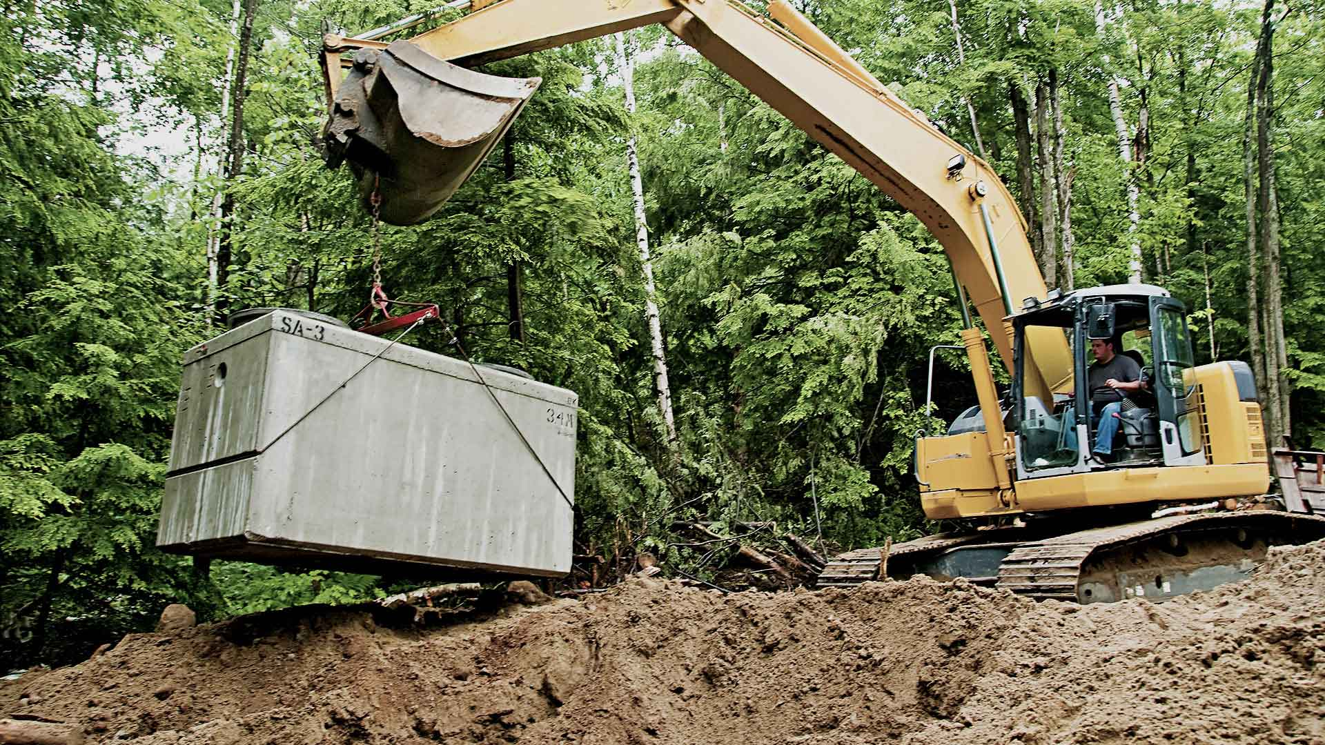 Boulder Septic Services, Water Service Repairs and Excavating Contractor